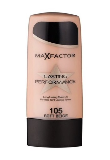 Max Factor Lasting Performance 105 Soft Beige Foundation 35 ml