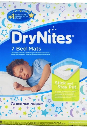 Huggies Drynites Bed Mats 7st