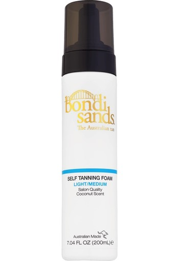 Bondi Sands Self Tanning Foam Light/Medium 200 ml