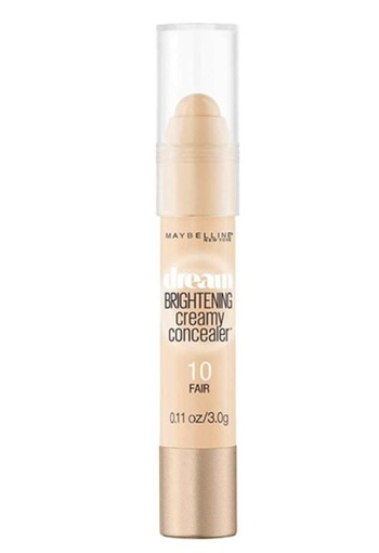 MAYBELLINE DREAM BRIGHT CREAM CONCEALER 10 FAIR