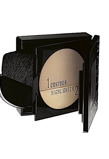 MAYBELLINE MASTER SCULPT CONTOURING 01 LIGHT MEDIUM POEDER PALETTE