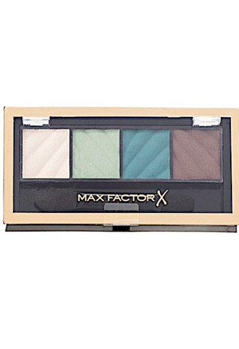 Max Factor 40 Hypnotic Jade Smokey Eye Matte Drama Kit