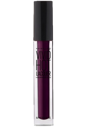 MAYBELLINE COLOR SENSATIONAL VIVID HOT LACQUER LIPPENSTIFT 76 OBSESSED