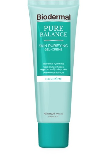 Biodermal Pure Balance Skin Purifying Dag Gel-Crème 50 ml