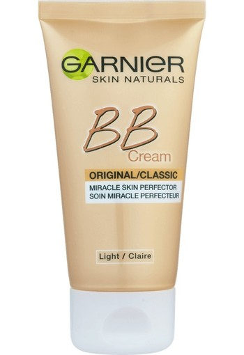 Garnier Skin Naturals Miracle Skin Perfector BB Cream SPF15 Light 50 ml