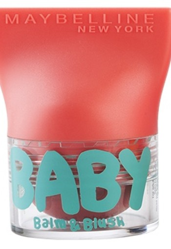 Maybelline Babylips Balm & Blush - 01 Innocent Pie