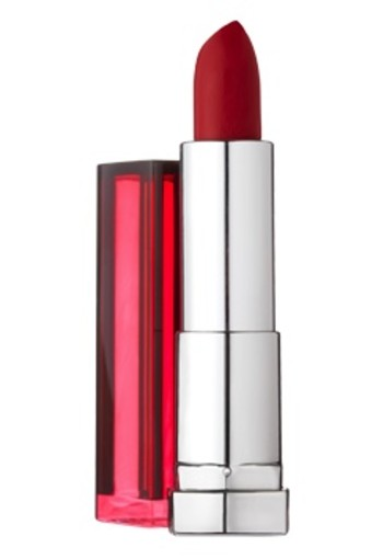 MAYBELLINE COLOR SENSATIONAL LIPSTICK 547 PLEASURE ME RED
