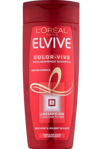 L'Oréal Paris Elvive Color-Vive Beschermende Shampoo 250 ml