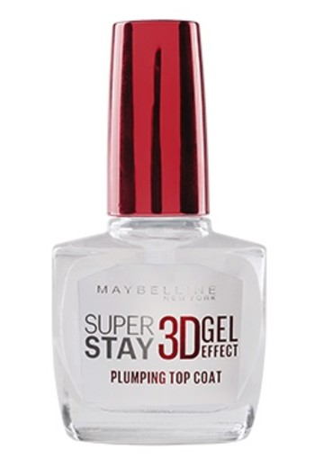 MAYBELLINE SUPERSTAY 3D GEL TOPCOAT