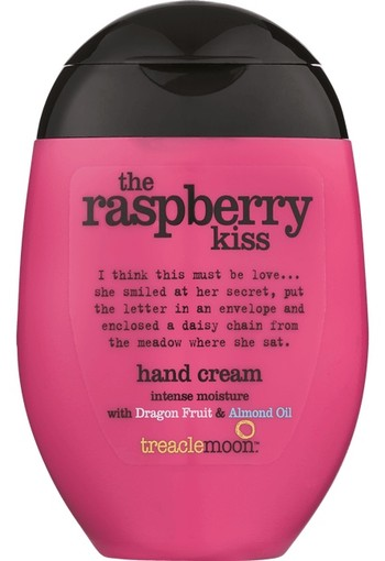 Treacle Moon The Raspberry Kiss Hand Cream 75 ml