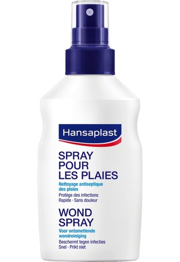 Hansaplast Wondspray 100 ml