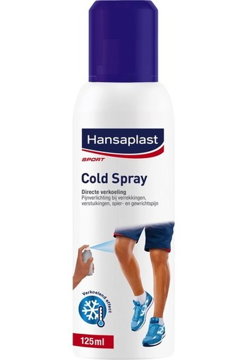 Hansaplast Sport Cold Spray 125 ml