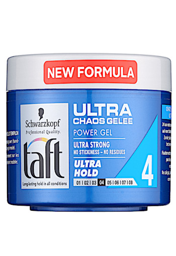 Taft Extra Fixation Chaos Gelee Extra Strong 200ml