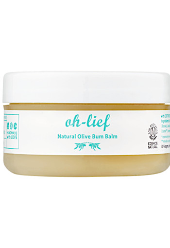 Oh-Lief Natural Olive Bum Balm 100 gr.