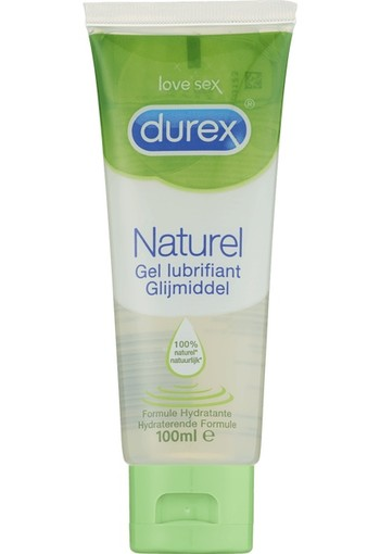 Durex Naturel Glijmiddel 100 ml