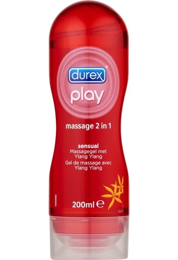 Durex Play Massage 2 in 1 Sensual Massagegel 200 ml