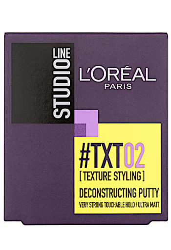 L'oreal Studio Line TXT deconstructing putty 75 ml