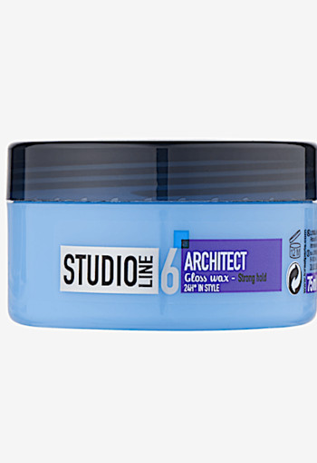 L'Oréal Paris Studio Line Architect 24H Glass Wax 75 ml