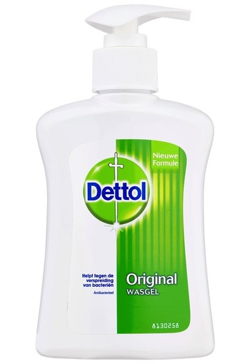 Dettol handzeep original 250 ml