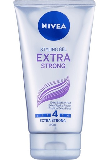 NIVEA Extra Strong Styling Gel 150 ML