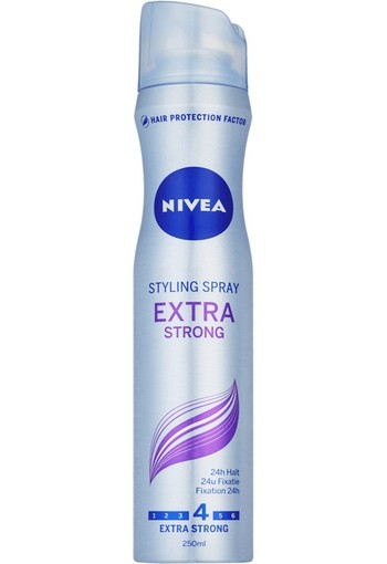 NIVEA Styling Spray Extra Strong 250 ML