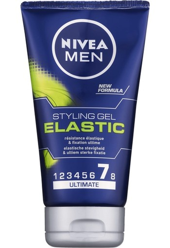 NIVEA MEN Elastic Styling Gel 150 ml
