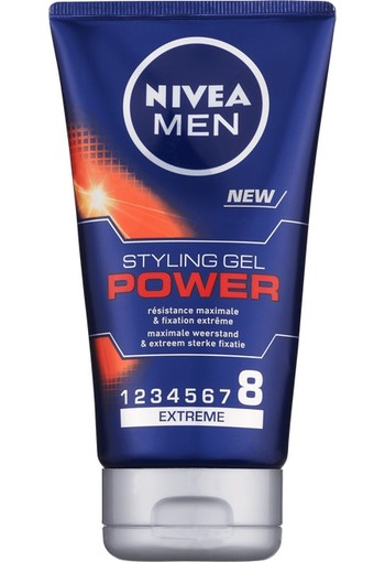 NIVEA MEN Power Styling Gel 150 ML