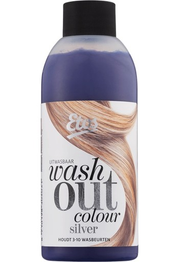 Etos Wash Out Colour Conditioner Silver 125 ml