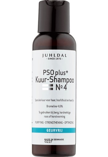 Juhldal PSO Shampoo No 4 100ML