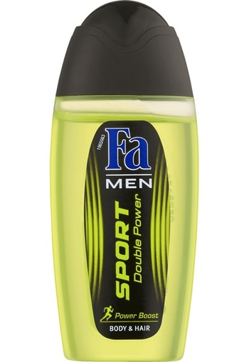 Fa Men Sport Double Power Body & Hair Mini 50ml