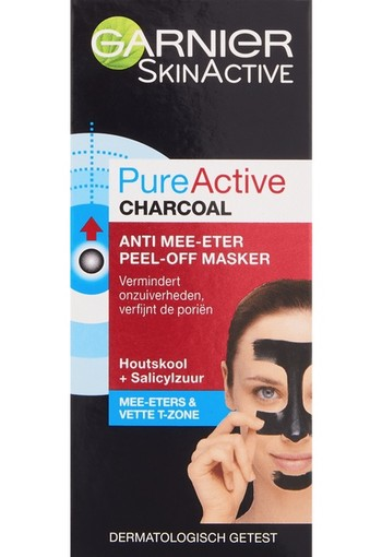 Garnier Skin Active Pure Active Peel-Off Mask 50ml