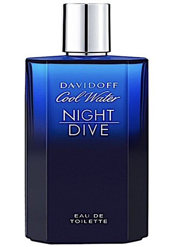 Davidoff Cool Water Night Dive Man Edt Spray 125 ml