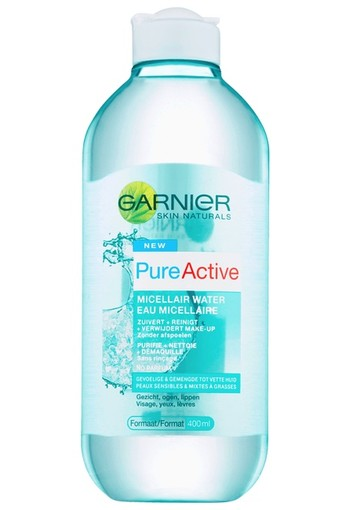 Garnier Skin Naturals Pure Active Micellair Water 400 ml