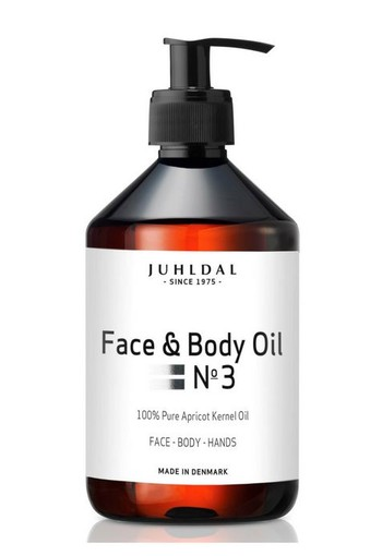 Juhldal Face & Body oil No 3  100 ml