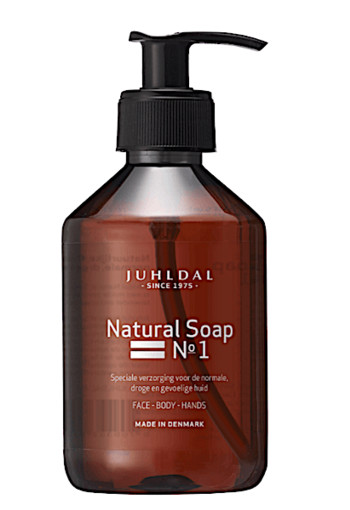Juhldal Natural soap No 1 - 250 ml