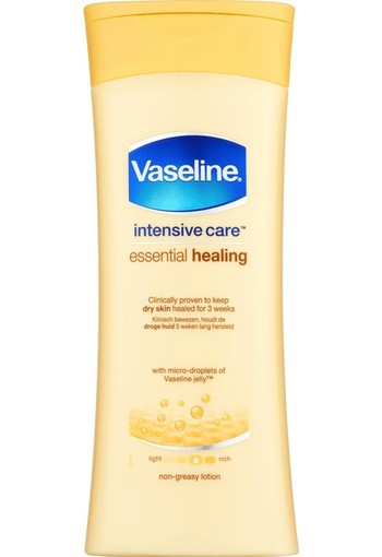 Vaseline Intensive Care Essential Healing Body Lotion 400ml