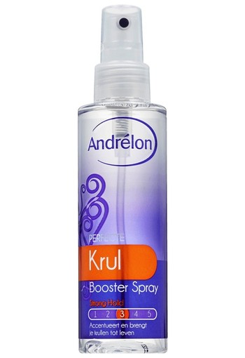 Andrelon Booster Spray Perfecte Krul 150ml