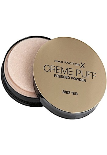 Max Factor 75 Golden Crème Puff Pressed Powder