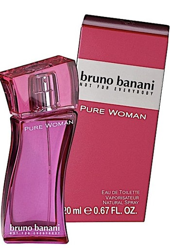 Bruno Banani Pure Woman Eau de Toilette 40 ml