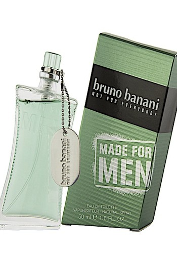 Bruno Banani Made For Men Eau De Toilette 50ml