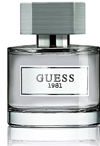 Guess 1981 Man Eau de Toilette - 30 ml