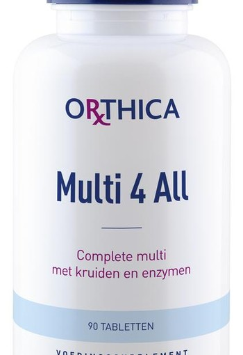 Orthica Multi 4 all (90 tabletten)