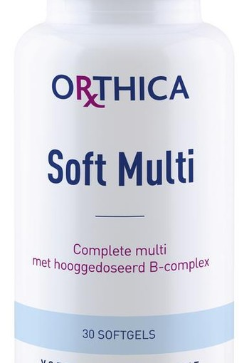 Orthica Soft multi (30 softgels)