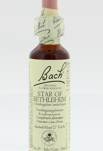 Bach Star of Bethlehem / vogelmelk (20 ml)