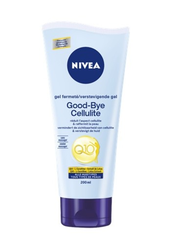 NIVEA Q10PLUS VERSTEVIGENDE GOOD-BYE-CELLULITE GEL 200 ML