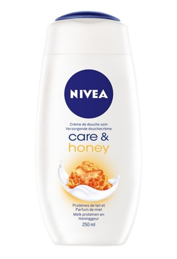 NIVEA CARE & HONEY DOUCHE 250 ML