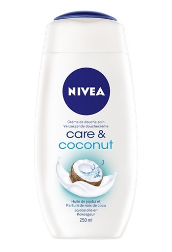 NIVEA CARE & COCONUT Douche 250 ML