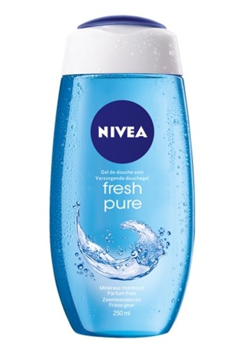 NIVEA PURE FRESH Douche 250 ML