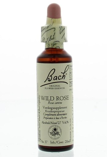 Bach Wild rose / hondsroos (20 ml)