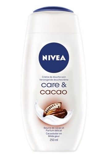 NIVEA CARE & CACAO Douche 250 ML